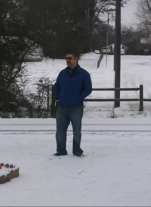 snow guy